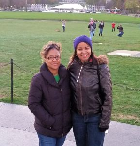 2 florida girls freezing in dc